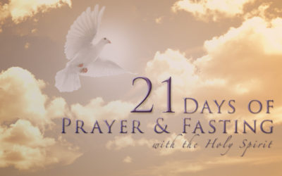Begin 2017 in Prayer and Fasting!